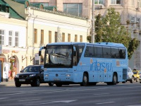 Москва. Mercedes-Benz O350 Tourismo х075ес