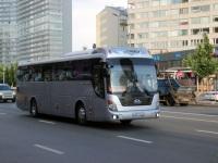 Москва. Hyundai Universe Space Luxury х001мо