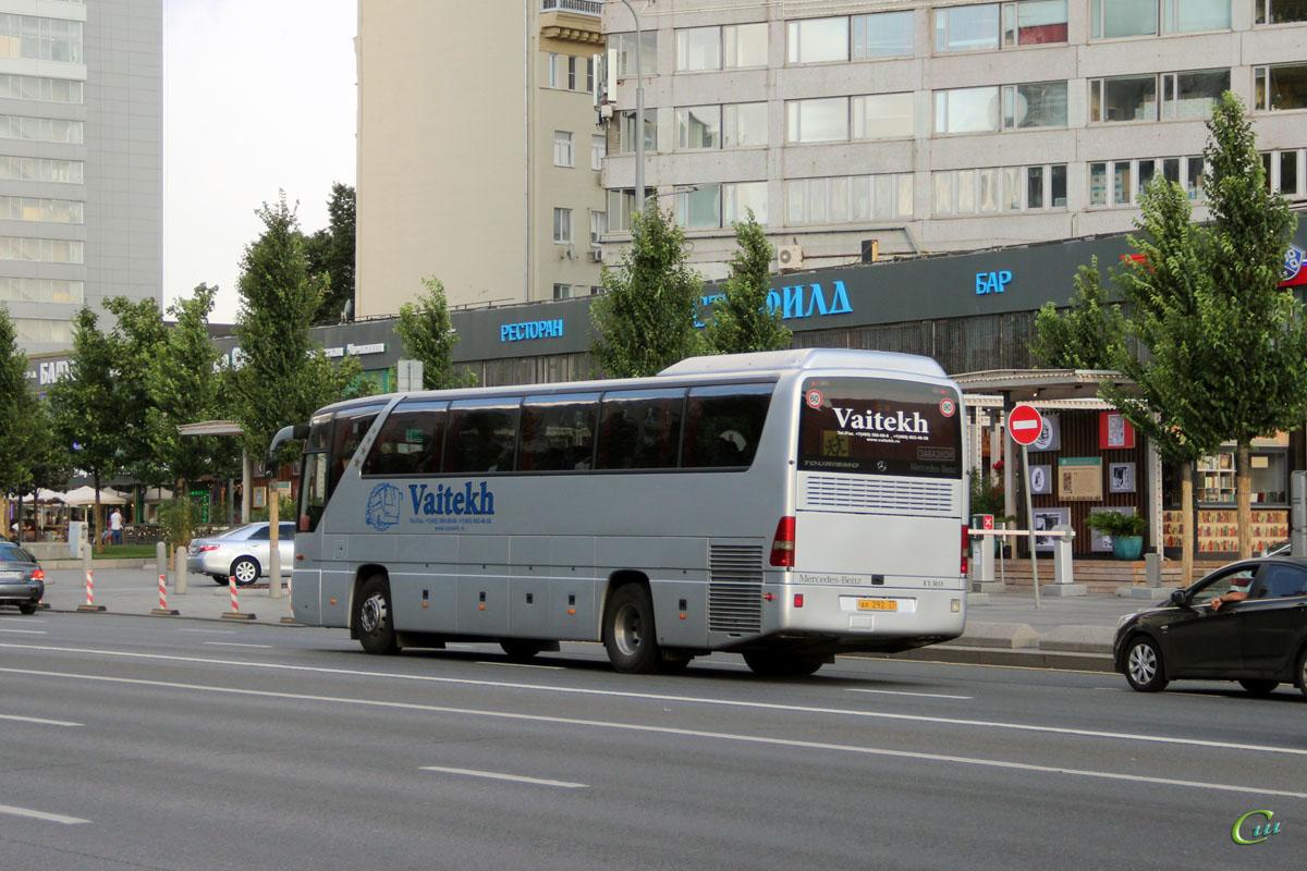Москва. Mercedes-Benz O350 Tourismo ак292