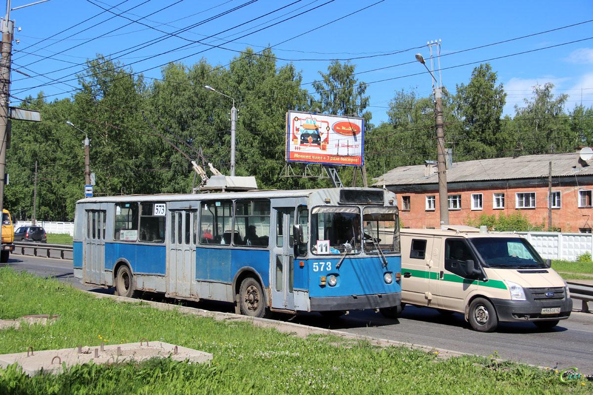 Киров. ЗиУ-682Г00 №573