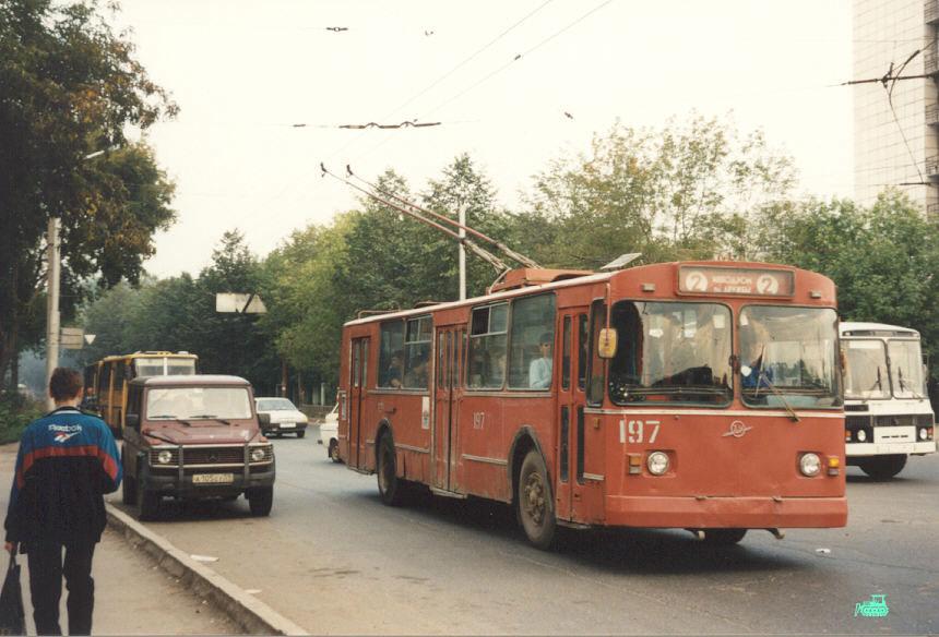 Пермь. ЗиУ-682В-013 (ЗиУ-682В0В) №197