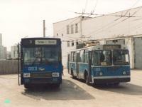 Пермь. DAF B79T-K560 №063, ЗиУ-682Г00 №001