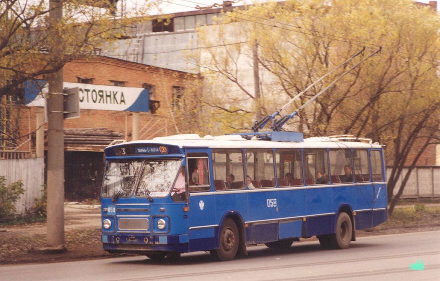 Пермь. DAF MB200 №058