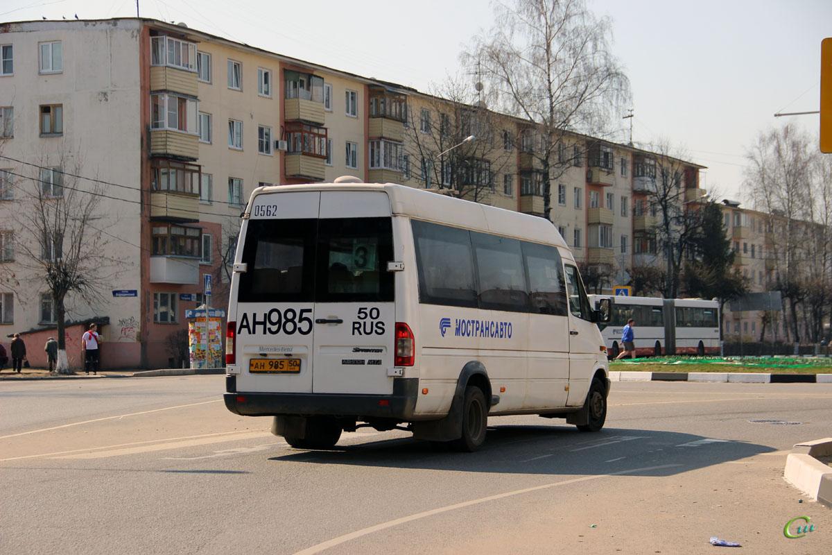 Клин. Самотлор-НН-323760 (Mercedes-Benz Sprinter) ан985