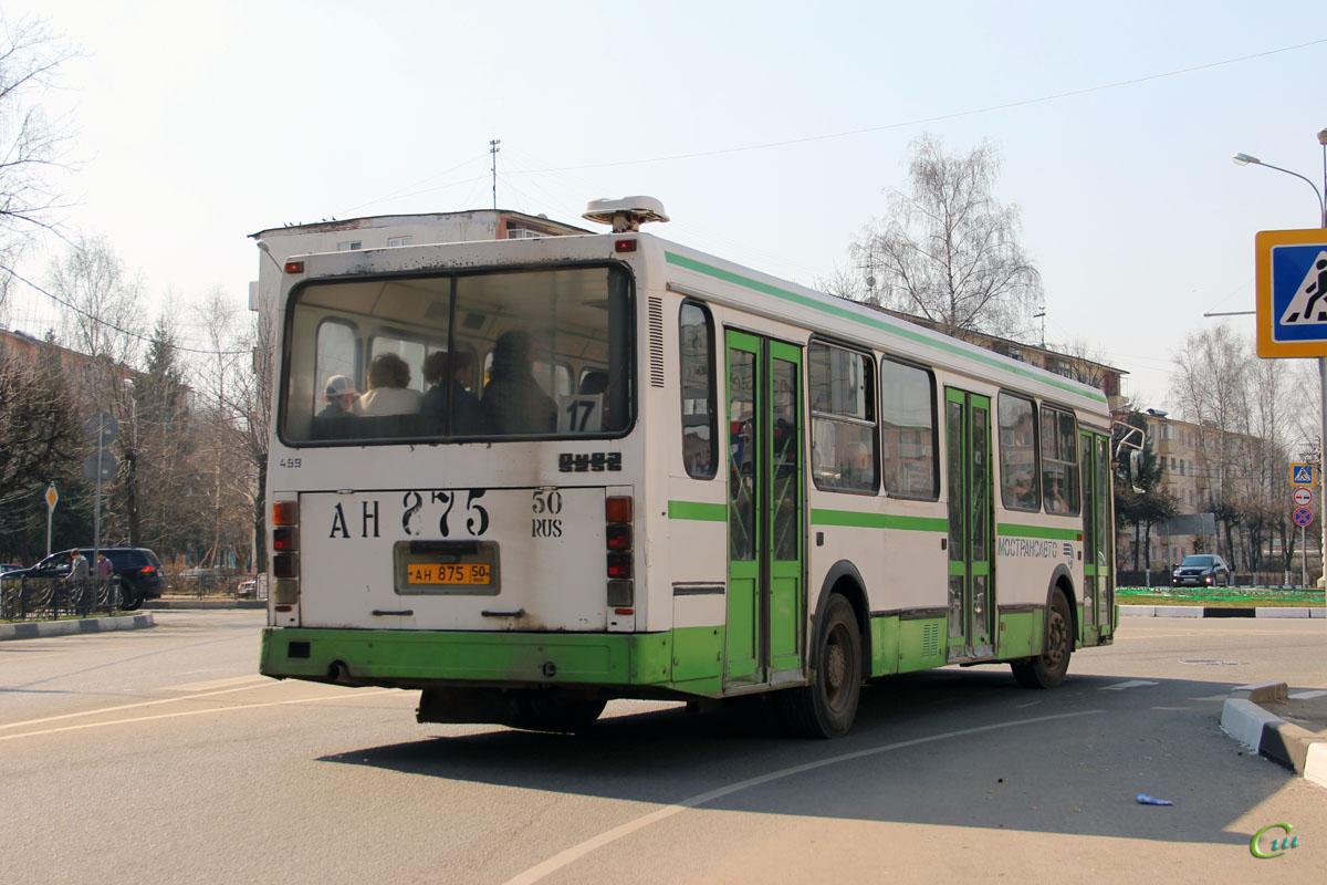 Клин. ЛиАЗ-5256.25 ан875