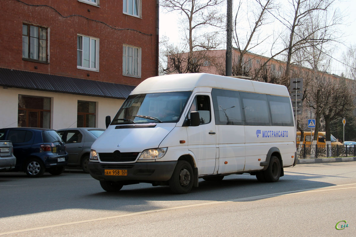 Клин. Самотлор-НН-323760 (Mercedes-Benz Sprinter) ан958