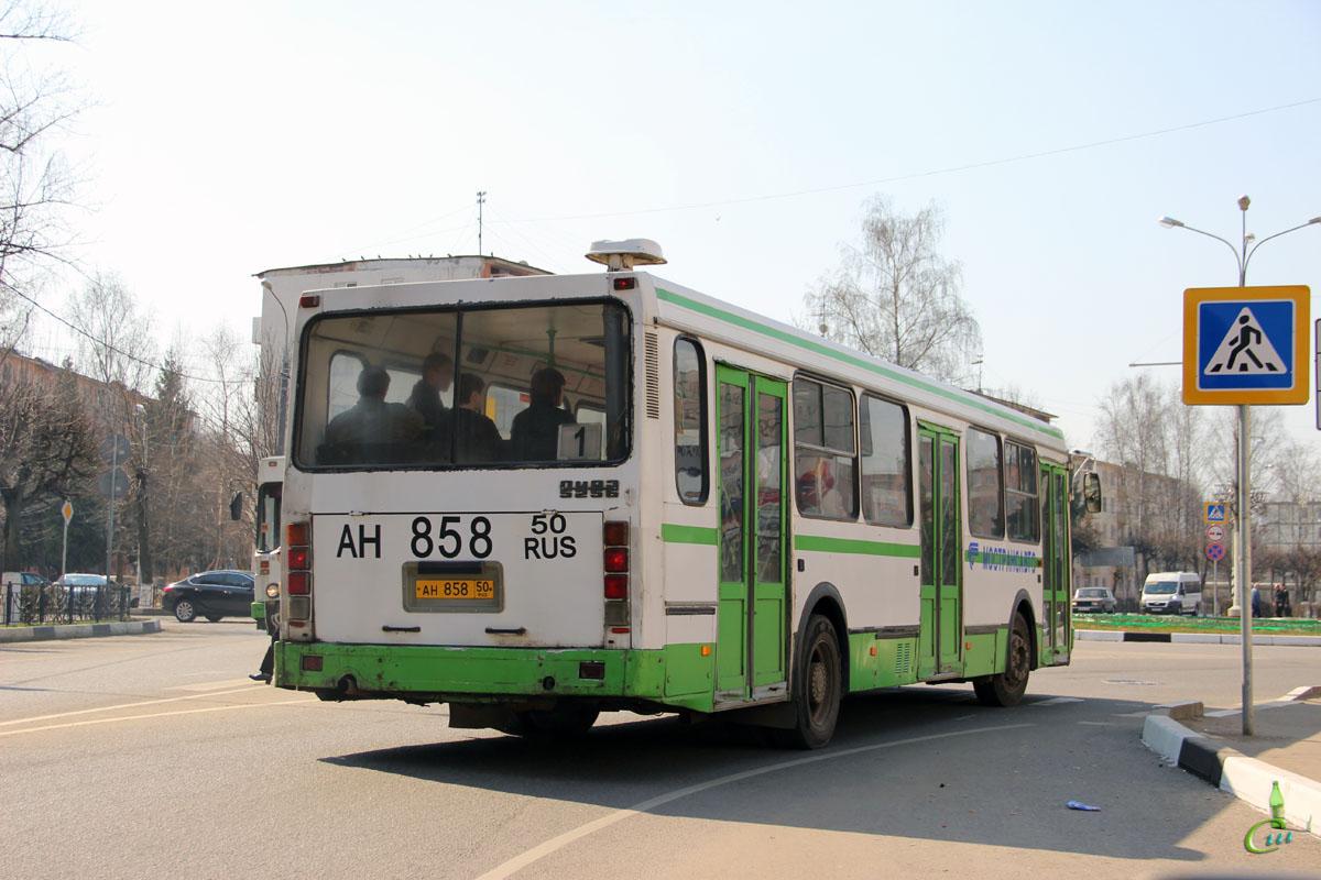 Клин. ЛиАЗ-5256.25 ан858