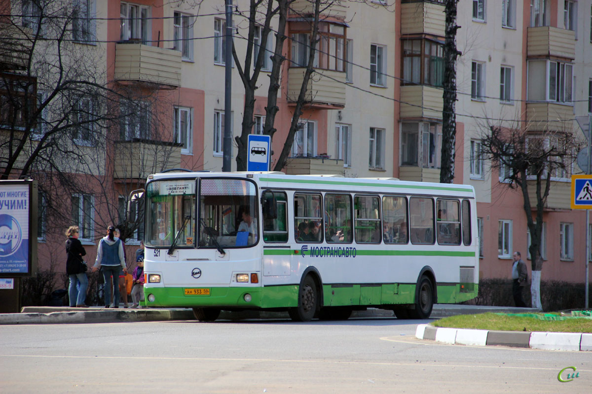 Клин. ЛиАЗ-5256.25 ан933