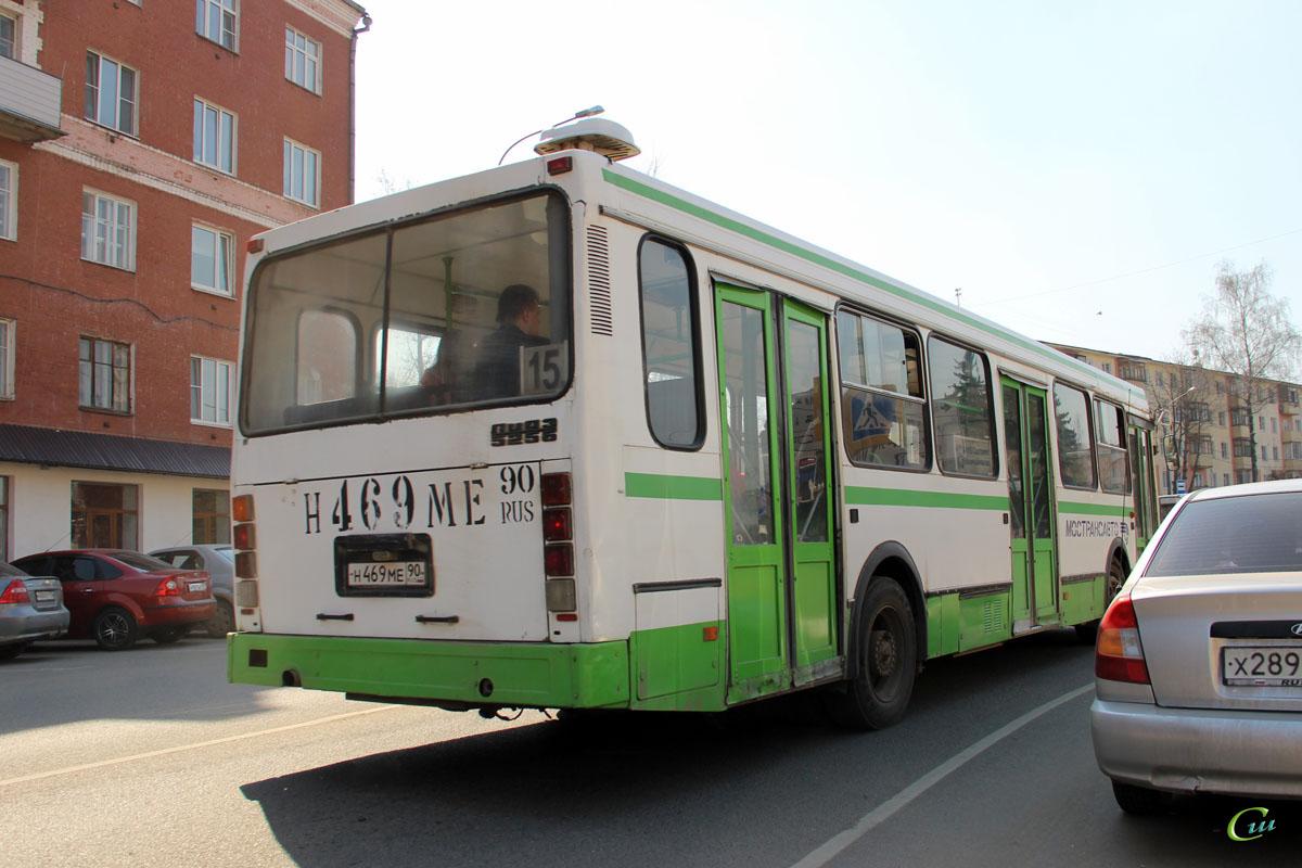 Клин. ЛиАЗ-5256.25 н469ме