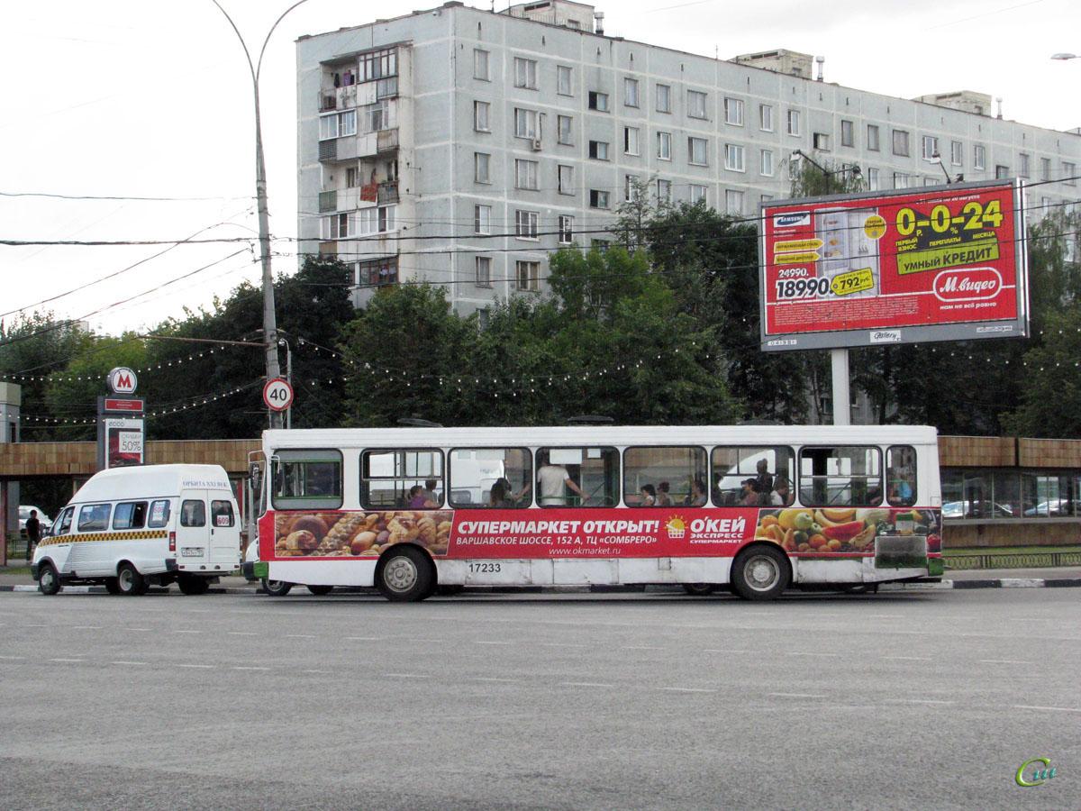 Москва. ЛиАЗ-5256.25 ае914