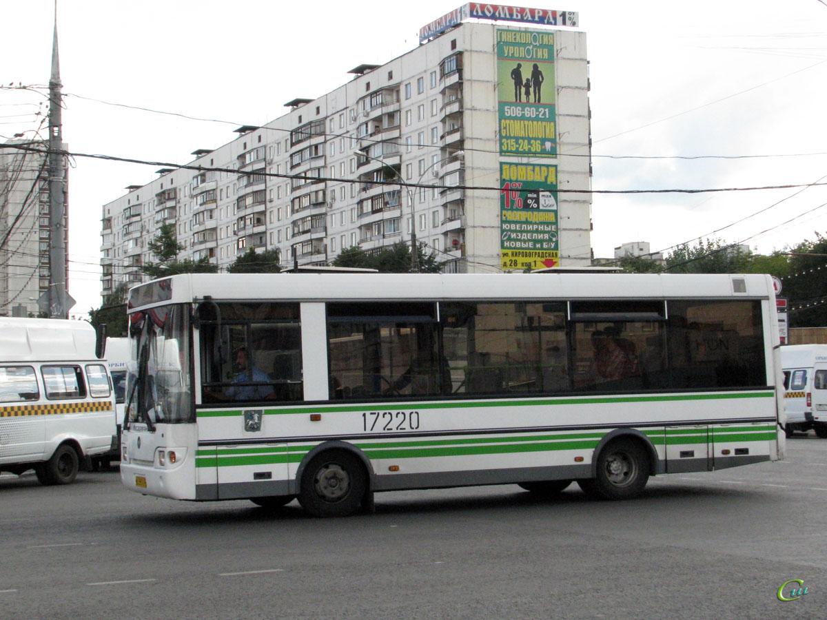 Москва. ПАЗ-3237-01 (32370A) вс661