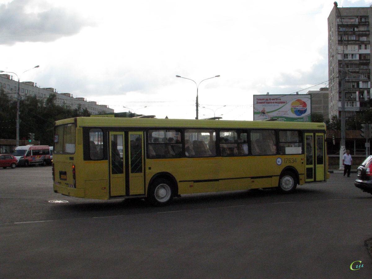 Москва. ЛиАЗ-5256.25-11 ае913
