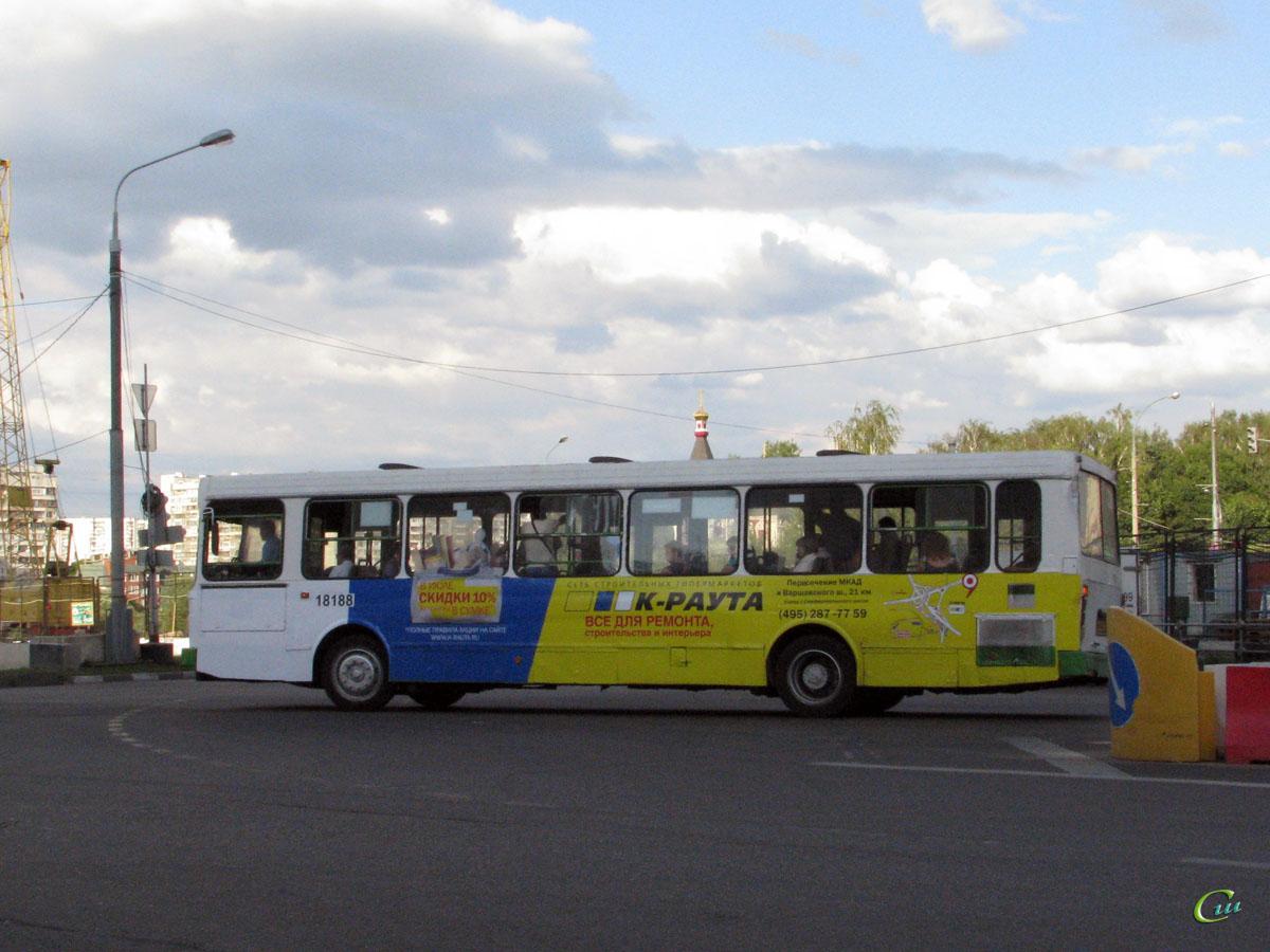 Москва. ЛиАЗ-5256.25 вв331