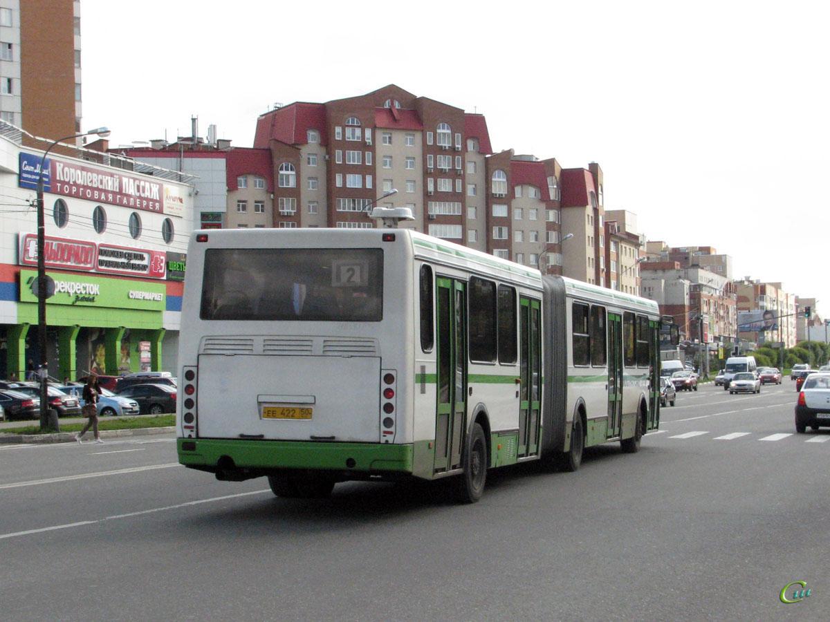 Королёв. ЛиАЗ-6212.01 ее422