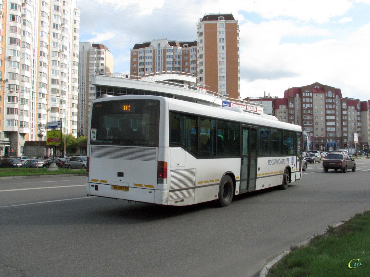 Королёв. Mercedes-Benz O345 Conecto H вх601