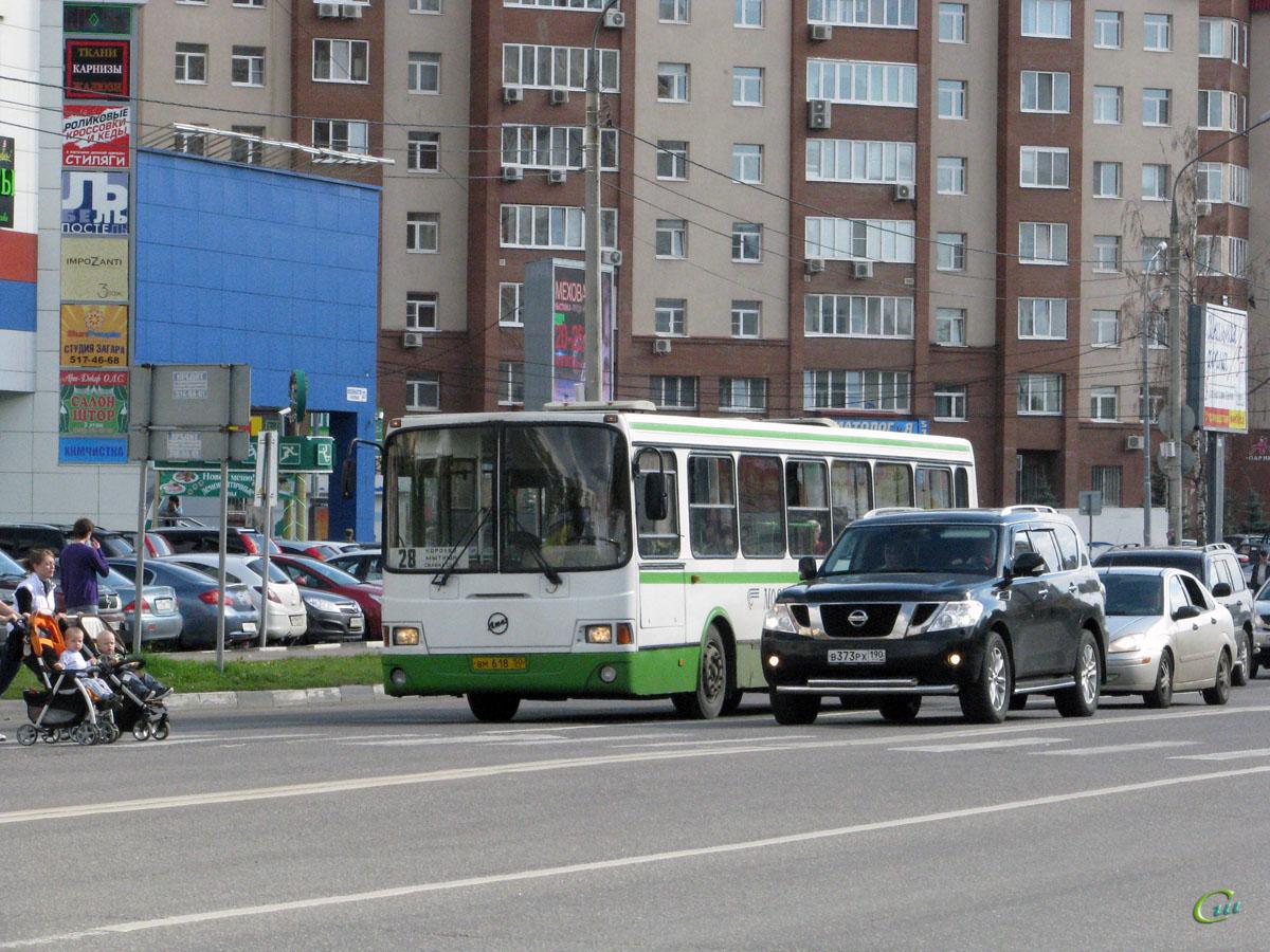 Королёв. ЛиАЗ-5256.25 вм618