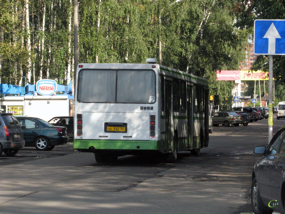 Королёв. ЛиАЗ-5256.25 ае542