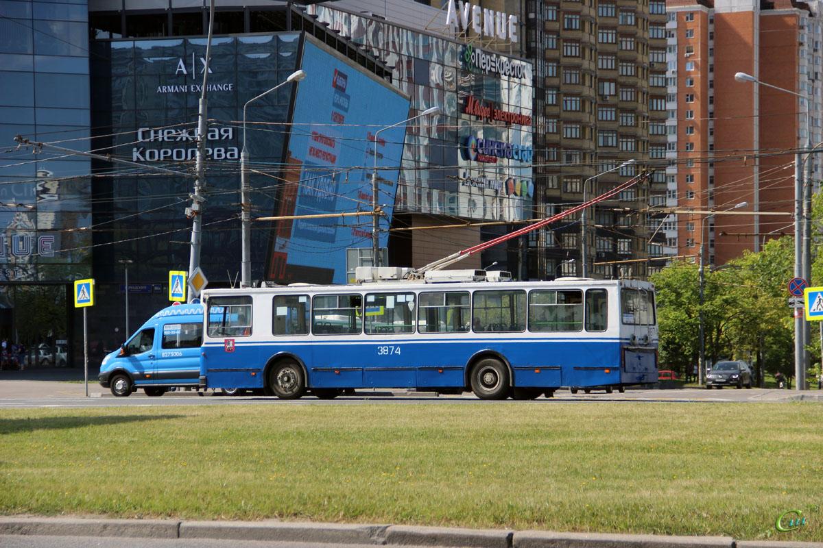 Москва. АКСМ-20101 №3874