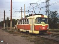 Волжский. Tatra T3 (двухдверная) №86
