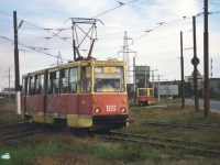 Волжский. 71-605 (КТМ-5) №165, 71-605 (КТМ-5) №166
