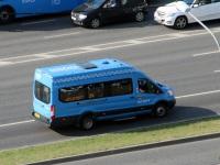 Москва. Sollers Bus (Ford Transit FBD) ху870