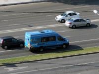 Москва. Sollers Bus (Ford Transit FBD) ху808