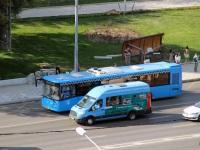 Москва. Sollers Bus (Ford Transit FBD) ху901, ЛиАЗ-5292.65 хх236