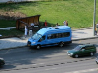 Москва. Sollers Bus (Ford Transit FBD) ху972