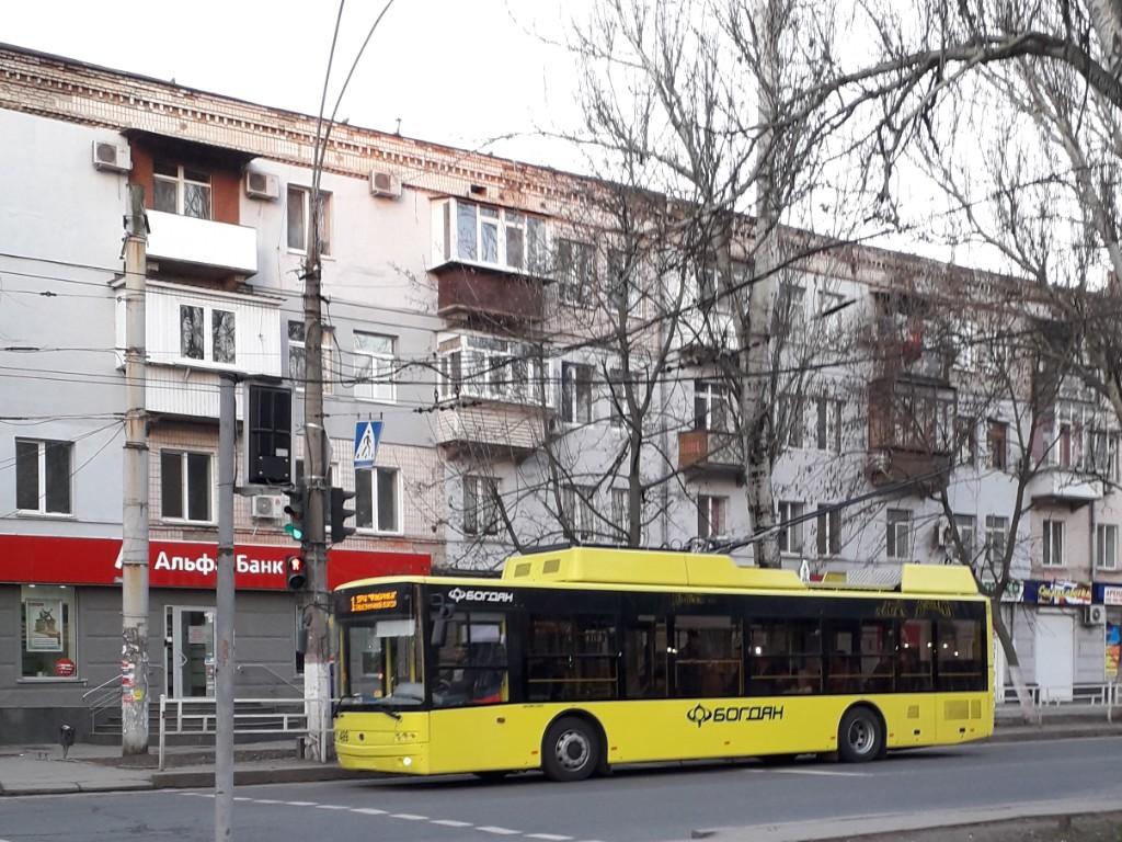 Херсон. Богдан Т70117 №499