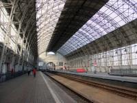 Москва. Киевский вокзал