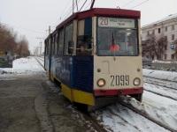 Челябинск. 71-605 (КТМ-5) №2099