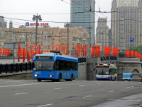 Москва. СВАРЗ-МАЗ-6235.00 №3824, АКСМ-321 №3868
