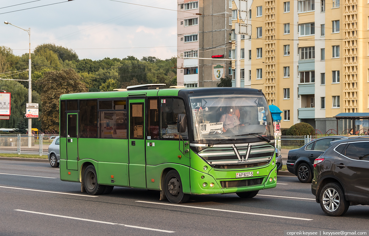 Минск. МАЗ-241.000 AP9227-5