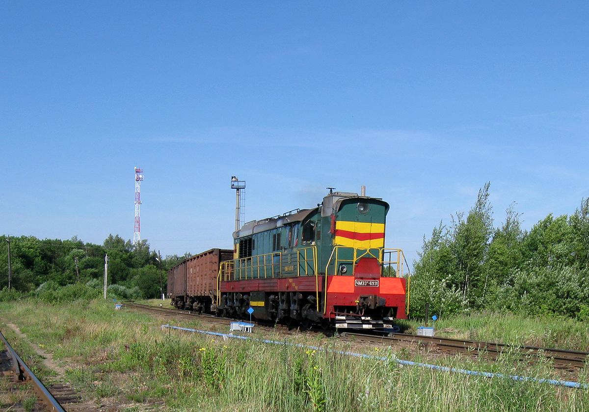 Брянск. ЧМЭ3т-6931