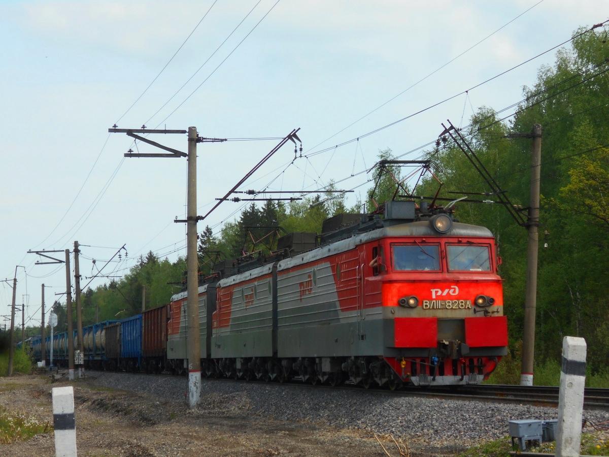 Московская область. ВЛ11-828