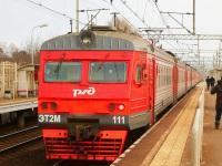 Московская область. ЭТ2М-111