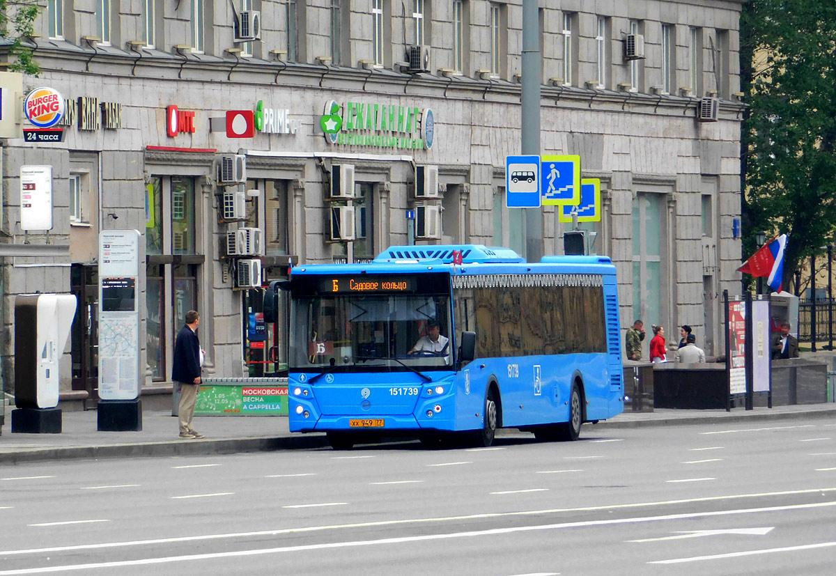 Москва. ЛиАЗ-5292.65 хх949