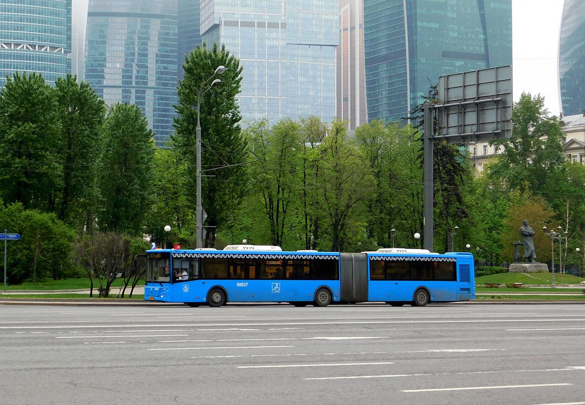 Москва. ЛиАЗ-6213.65 ха344