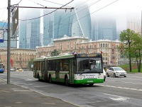 Москва. ЛиАЗ-6213.22-01 м531кс