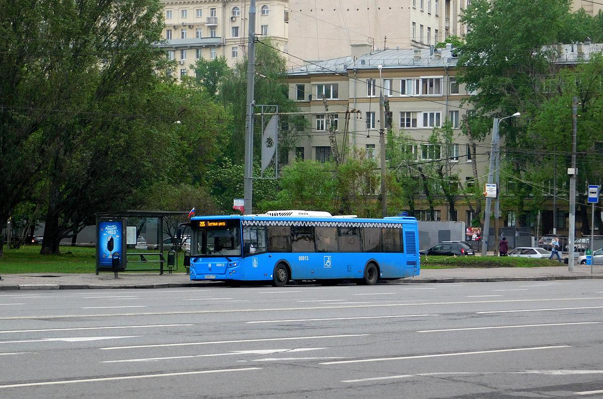 Москва. ЛиАЗ-5292.65 х509то