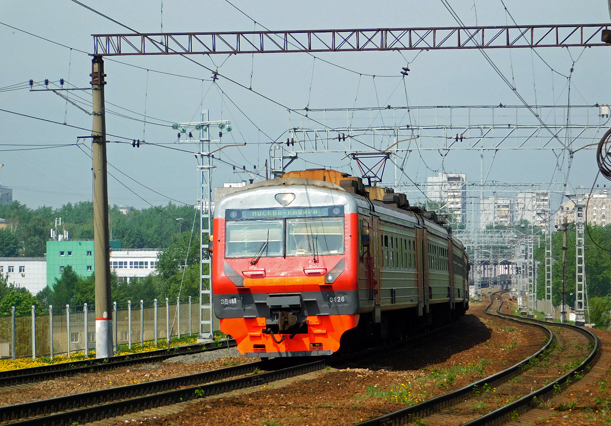 Москва. ЭД4М-0426