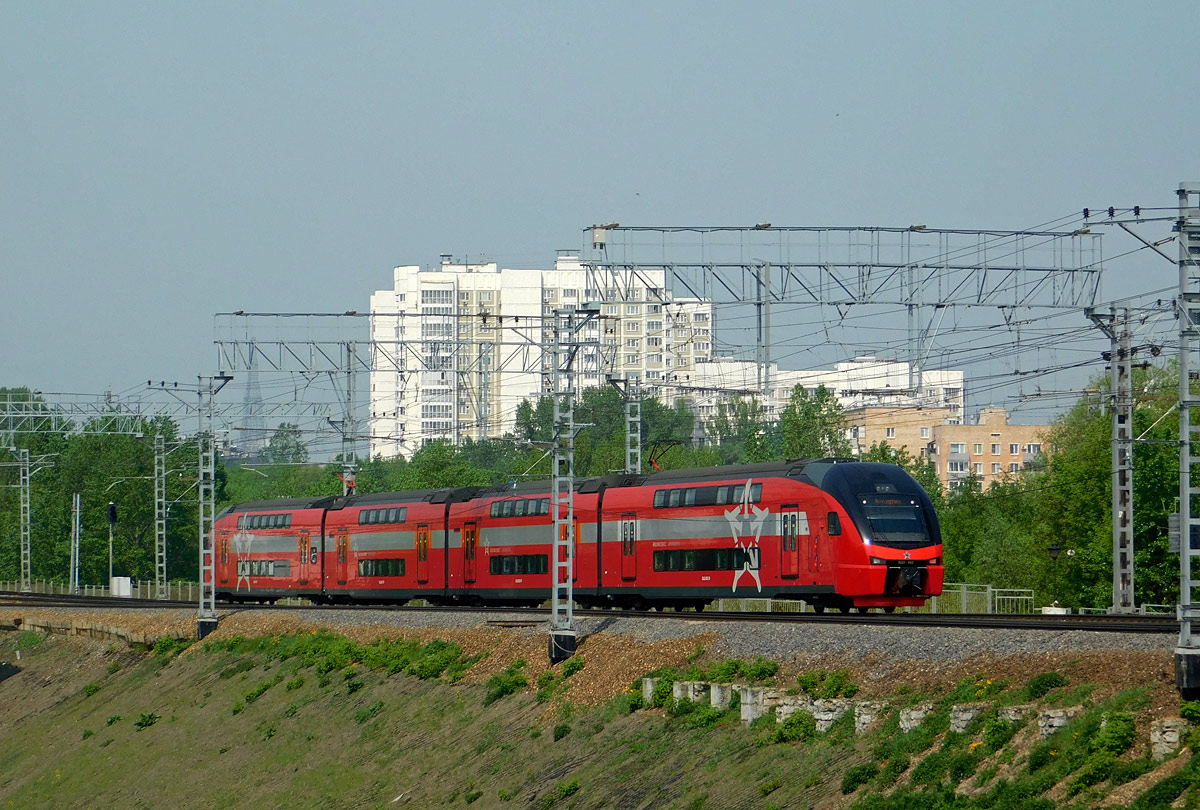 Москва. ЭШ2-002
