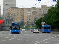 Москва. СВАРЗ-МАЗ-6235.00 №3844, АКСМ-321 №3868