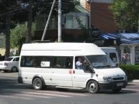 Анапа. Самотлор-НН-3236 (Ford Transit) в743ун