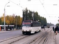 Липецк. Tatra T6B5 (Tatra T3M) №2122