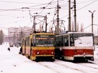 Липецк. Tatra T6B5 (Tatra T3M) №2130, Tatra T6B5 (Tatra T3M) №2120