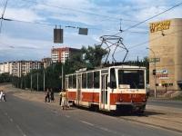 Липецк. Tatra T6B5 (Tatra T3M) №2141