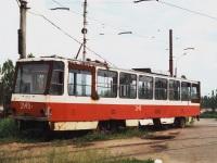 Липецк. Tatra T6B5 (Tatra T3M) №2145