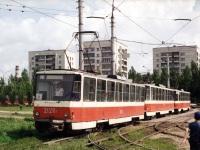 Липецк. Tatra T6B5 (Tatra T3M) №2126, Tatra T6B5 (Tatra T3M) №2113, Tatra T6B5 (Tatra T3M) №2138