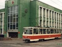 Липецк. Tatra T6B5 (Tatra T3M) №2104